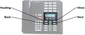 phone programming shot