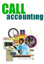 call accounting graphic