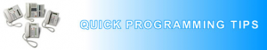 quick programming tips banner