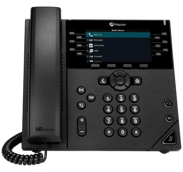 POLY VVX 450 Business IP Phone