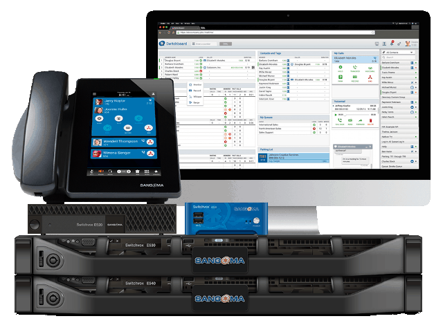 Switchvox-Appliances-D80-Monitor