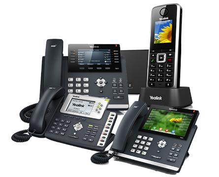 Yealink-Phones