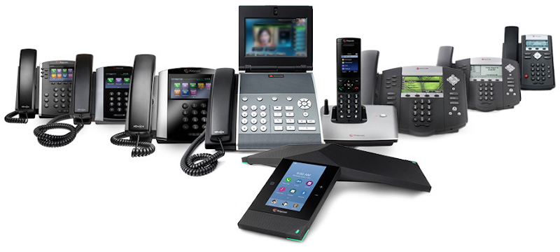 poly-phone-family
